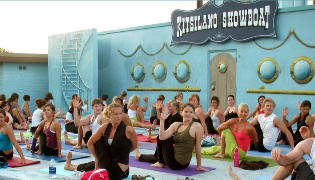 Yoga in Vancouver - www.Kitsilano.ca