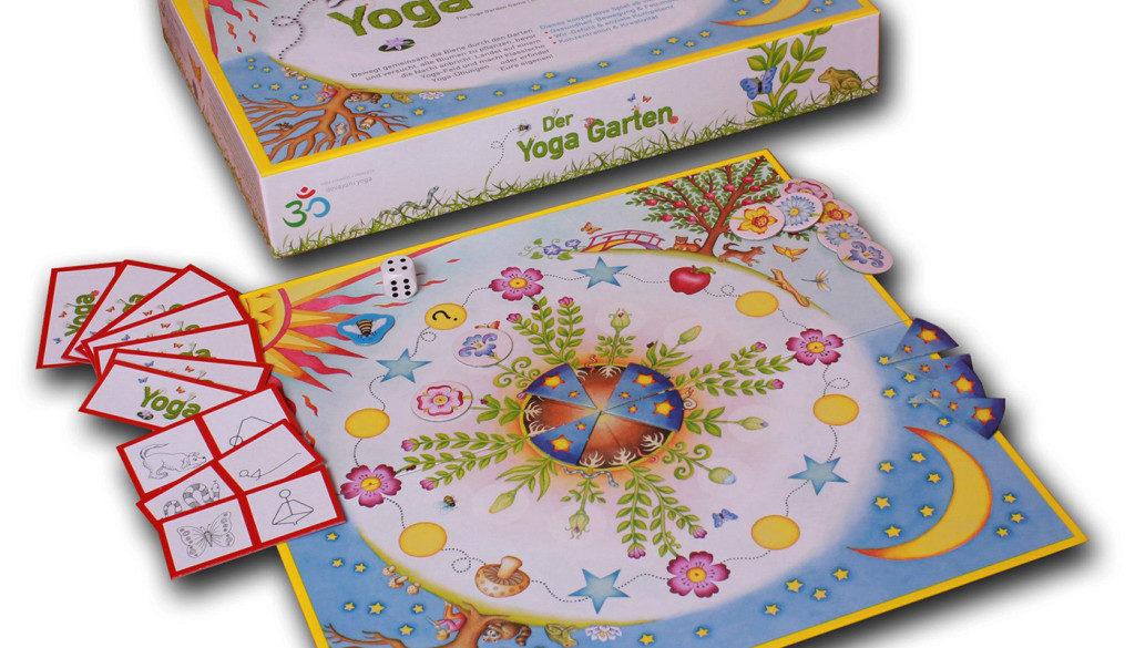 Spielen: Der Yoga Garten