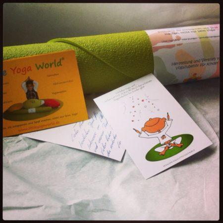 Post von Little Yoga World