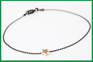 Meine Ketten - Stern-Armband