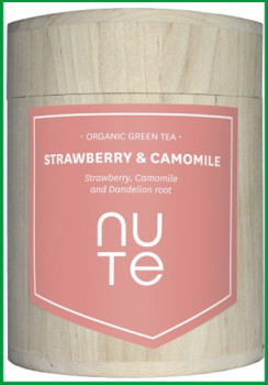 Nute Green Strawberry Tea