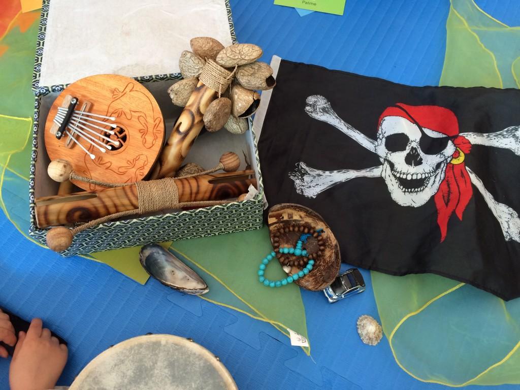 Piratenyoga