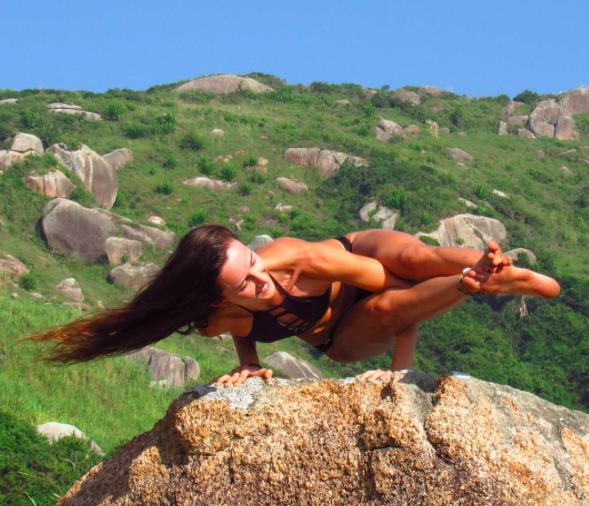 Yoga und Ehrgeiz