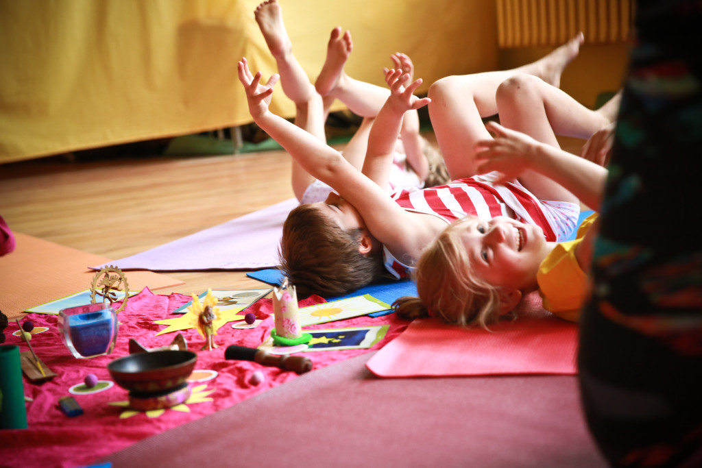 Kinderyoga Berlin