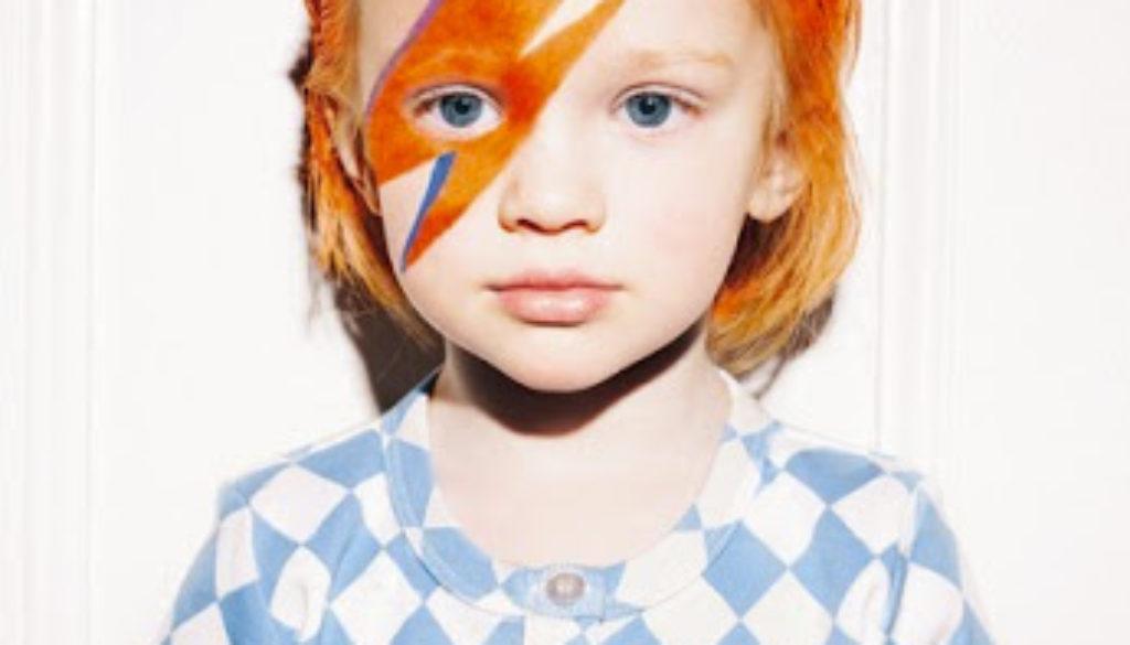 bowie future child