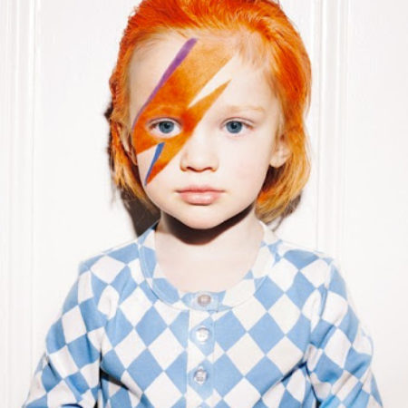bowie future child