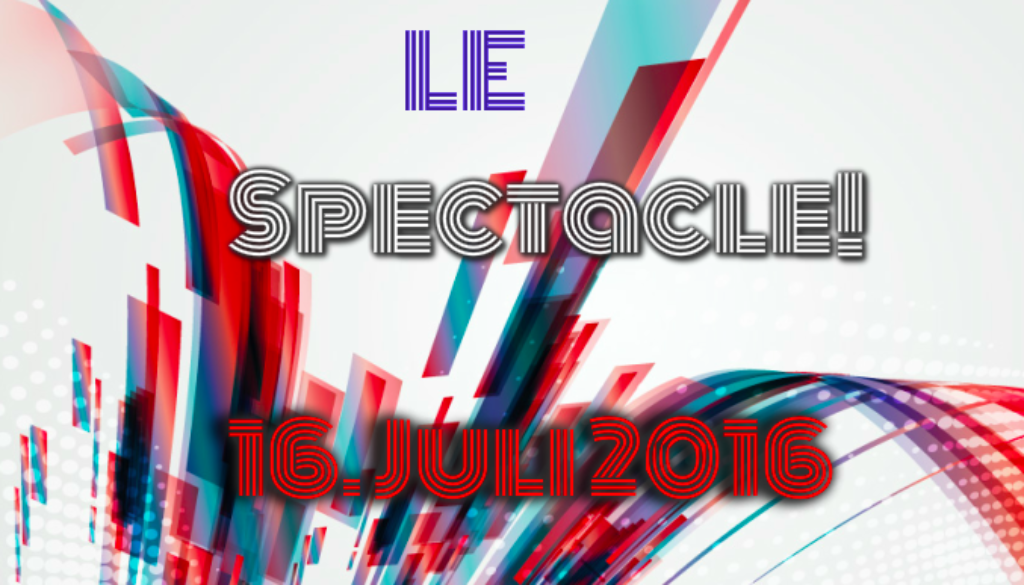SPECTACLE!