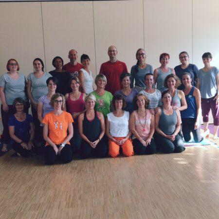 Hatha Yoga praktisch