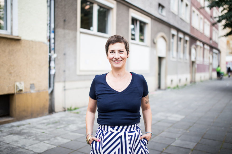 Andrea Helten, Yogalehrerin, Kinderyoga, Weiterbildungen