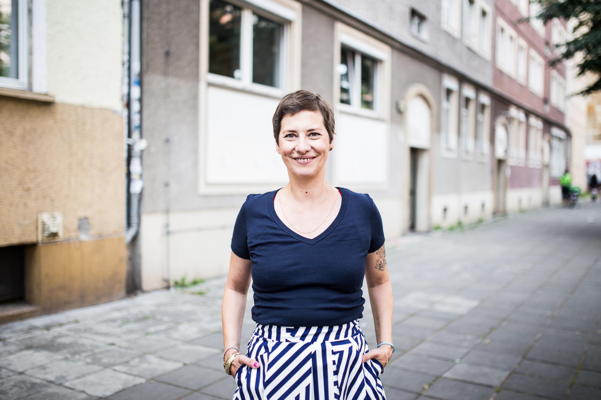 Ausbildungsleitung: Andrea Helten