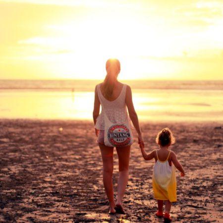 Mutter-Tochter-Bindung