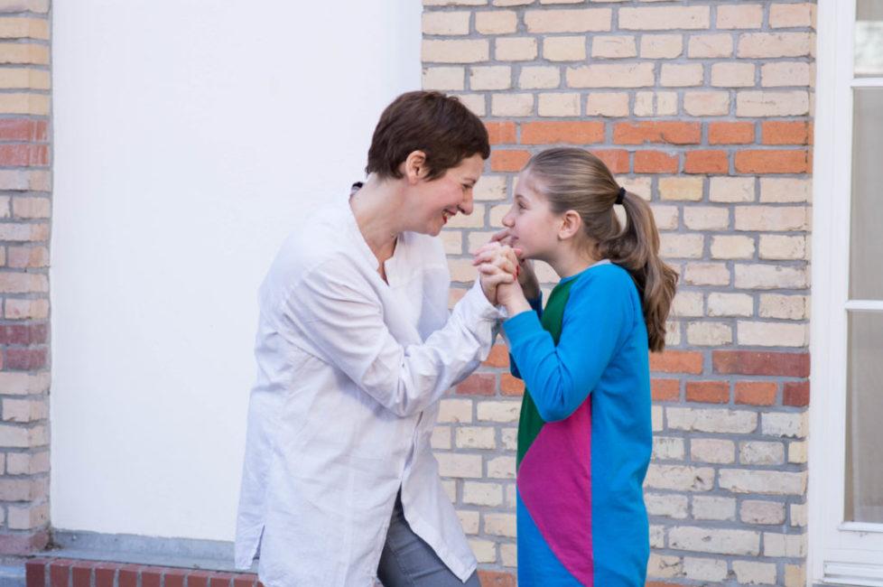 Eltern Kind Yoga © Harry Schnitger