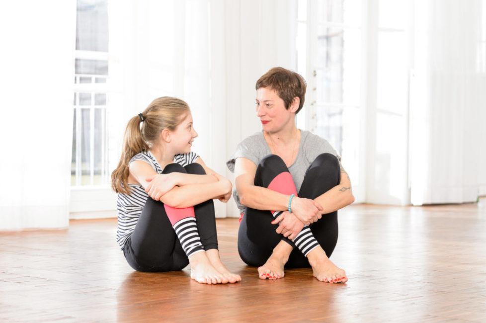 Eltern Kind Yoga